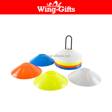 Pro Disc Cones (Set of 50) - Agility Cones with Carry Bag and Holder for Training, Soccer, Football, Field Cone Markers
