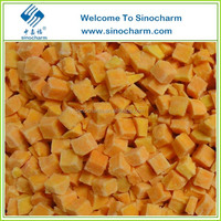 Sinocharm Frozen Sweet Potato Diced
