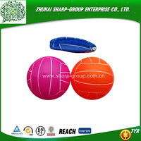Jumping inflatable ball suit