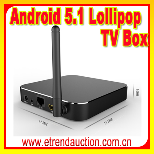 CS838 Android Smart TV Box