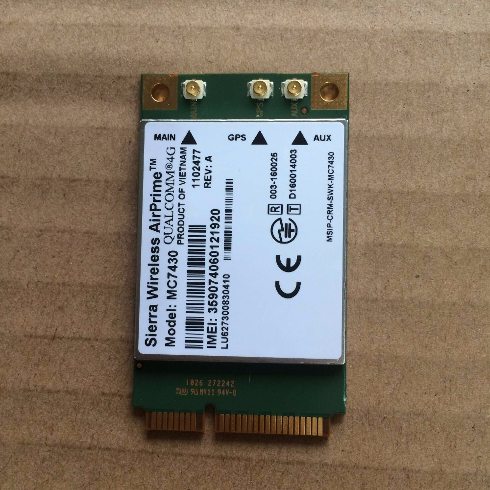 NEW Original IC CHIPS Router wifi gps modules MC7430