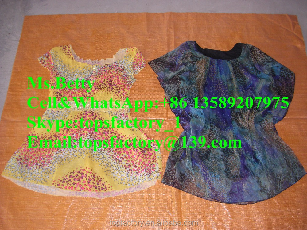 Top quality Factory free used clothes in kg