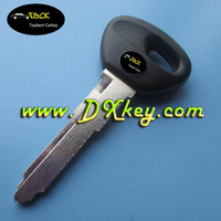 Topbest excellent products transponder key with 8c chip with logo for mazda transponder chip key