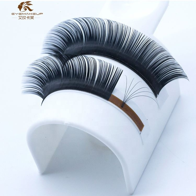 Synthetic Minik Lashes <strong>Flat</strong> False Private Label Individual Extension <strong>Flat</strong> Lashes
