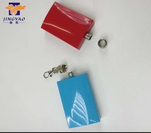 Hot sale unique painting stainless steel hip flask