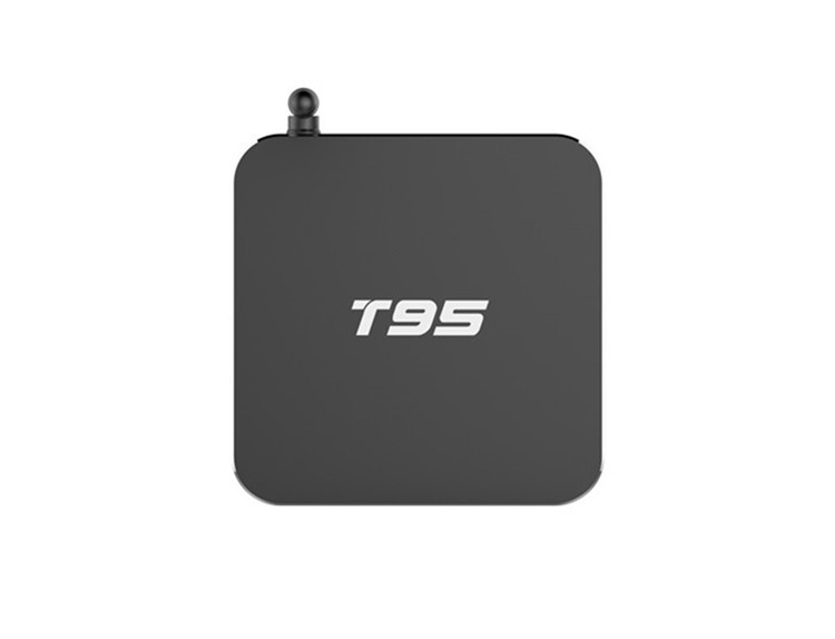 Original Metal Case Amlogic S905 Quadcore T95 Andorid 5.1 Tv Box 2Gb/8Gb Streaming Android Media Box Lollipop Tv
