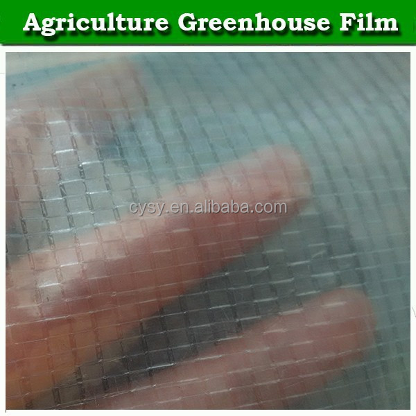uv protection greenhouse plastic film reinforced greenhouse tarpaulin with eyelets