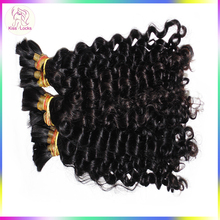 Premium 10A No Attachement Bulk Hair Cheap Loose curly No Weft Virgin remy Filipino Human Hair Wholesale