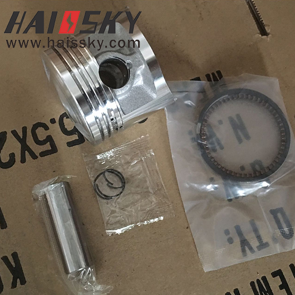 CG125 HAISSKY <strong>motorcycle</strong> parts accessories piston set+ring set (piston 56mm STD) 1000 set with good <strong>price</strong>