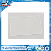 Hot Selling White Front Surface Screen Protector for 2DS Mirror Glass