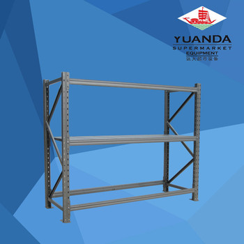 Warehouse used rack pharmacy shelves heavy duty storage racking