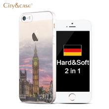 city&case mobile phone case cover for iPhone 5se