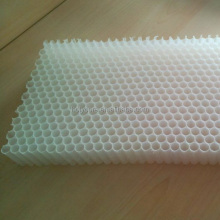 air filter plastic pp honeycomb
