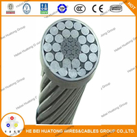 BS 215 standard ABC AAAC,AAC,ACSR Overhead Aluminium Cable for overhead transmission line use/ACSR cable manufacturers