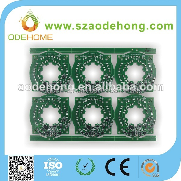 Led Driver Pcba & Pcb Assembly Printed Circuit Board Electric Oven Control Circuit