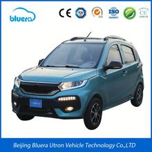 2017 Newest High Quality 4 Person Seats Electric Passenger Car