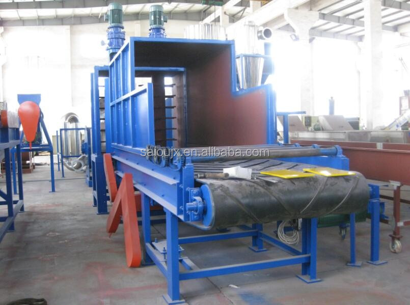 HDPE recycling equipment, plastic bottle HDPE recycling machine