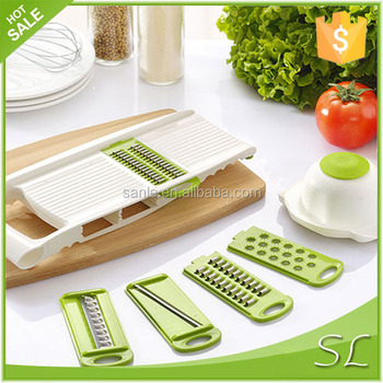 Multi-Function Kitchen manual vegetable cutter,hand vegetable slicer,commercial vegetable dicer