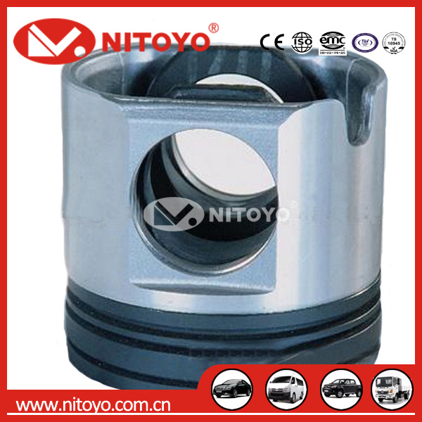 NITOYO 3 Cylinder 76mm Aluminum Piston 13101-87713 13101-87719 13101-87729 for Daihatsu Piston