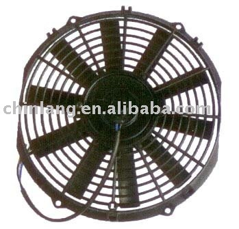 Radiator Fan/Auto Cooling Fan/Condenser Fan/Fan Motor For UNIVERSAL TYPE 13""