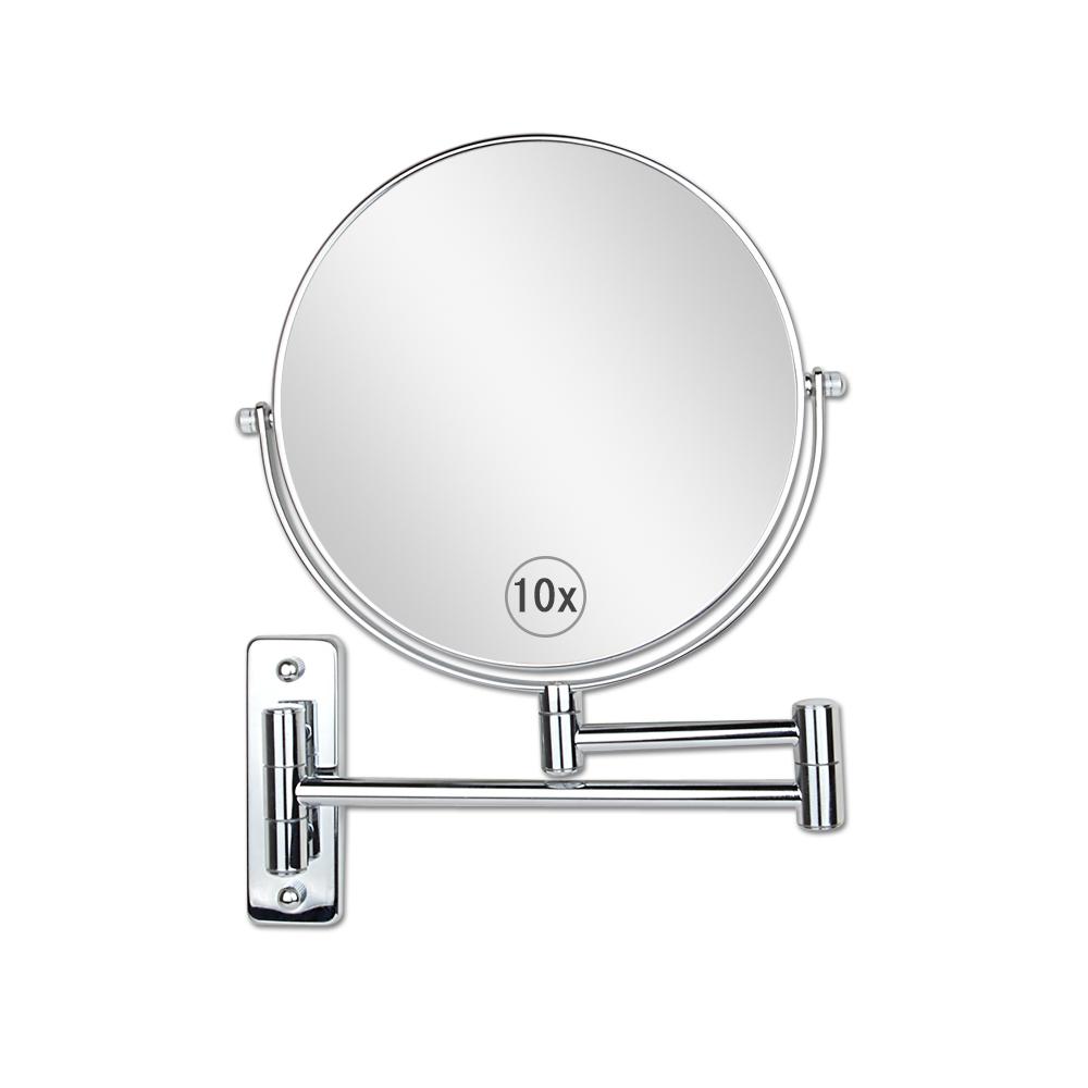 High Quality Makeup Shaving Hinged Corner Adjustable Led Wall Mount ...