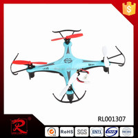 popular rc 2.4g 4-axis ufo aircraft quadcopter