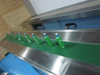 stainless steel working conveyor belt