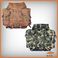 AD7 rucksack backpack (with frame) - Camouflage