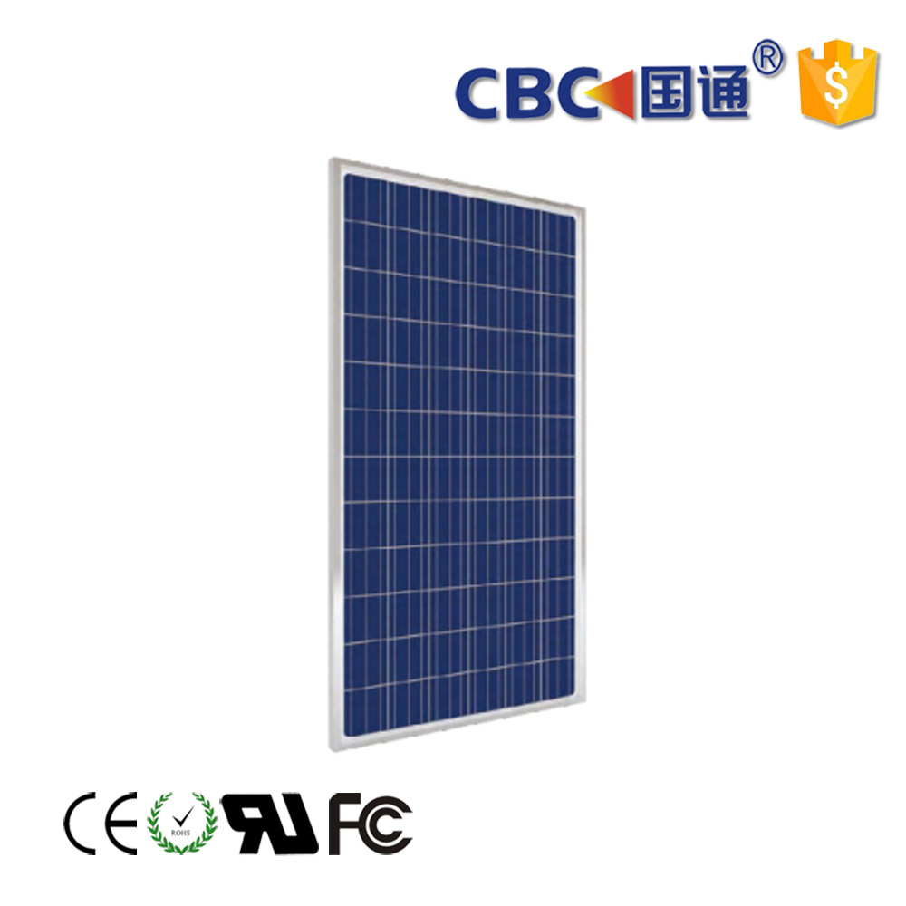285W Poly silicon module for solar system