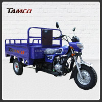 TAMCO T150ZH-CMH tandem tricycle for adults/food tricycle/differential tricycle
