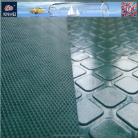 Indoor Homogeneous PVC Vinyl Roll Flooring for Hospital