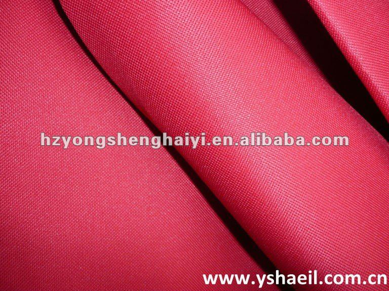 400Dx400D PVC Coated Tent Fabric/Bag Fabric