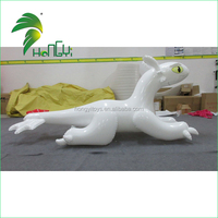 TPU 0.3mm Soft Gloss Inflatable Toothless Dragon Without Wings