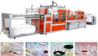 Fast Food Container Making Machine