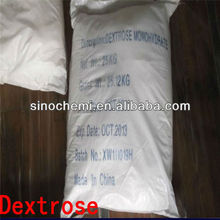 BV Certification of 99.5% Min Dextrose Mono Food Grade