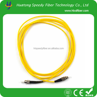 China manufacturer SC LC FC ST UPC APC fiber optic equipment for communication
