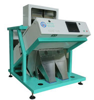 CCD Peanut Color Sorter, color sorting, Food processing Machine for Rice, Wheat, Cereal, Grain, Corn, Seeds, Beans, Plastics,Tea