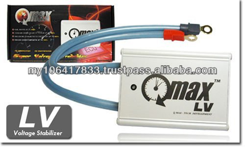 Qmax LV Voltage Stabilizer - Fuel Saver