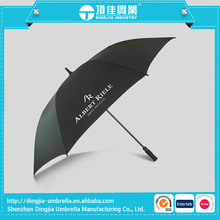 High quality promotion golf umbrella Advertising umbrella with auto open