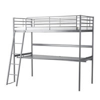 China manufacture school metal furniture dormitory student bed