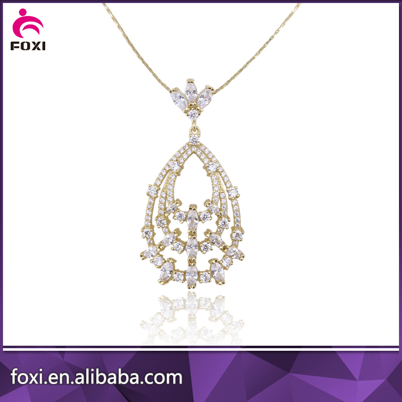 free sample dubai 24 carat gold jewelry necklace for fashion girls