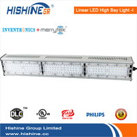IP65 Linear Low Mid High Bay Fixtures 130LM/W Industrial Led With ul dlc certification