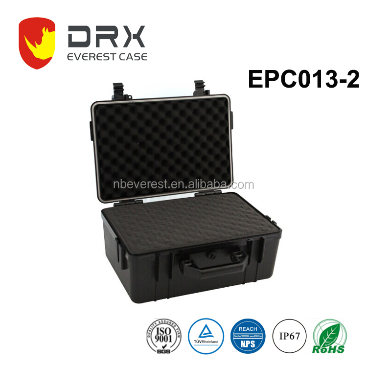 ABS IP68 Airtight crushproof plastic Photographic Equipment box