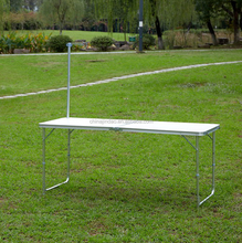 4 ft lightweight portable folding camping table