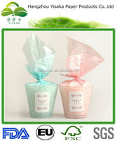 confectionery twisting wax paper