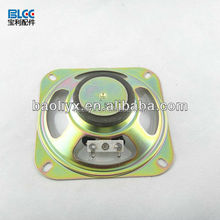 High quality 4inch 5W mini round speaker arcade game machine speaker
