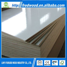 122320 china linyi HPL faced White HPL Plywood factory