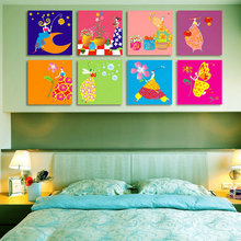 Home Decoration Famous Modern Canvas Easel for Painting Children