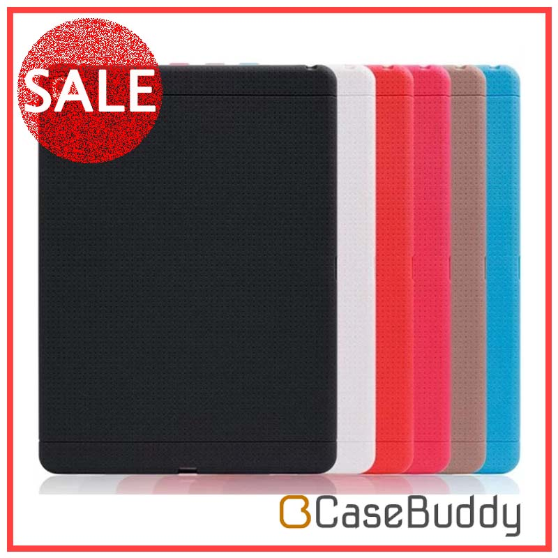 Newest Back Pack Soft Gel TPU Mesh Case Cover For iPad Pro 9.7inch From Casebuddy