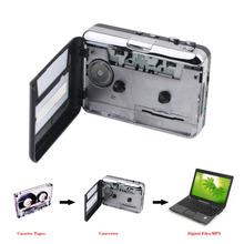 Fabrik USB2.0 Tragbaren Band zu PC Super Cassette To MP3 Audio Musik CD Digital Player Converter Capture Recorder